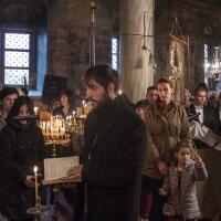 Апостолско четиво на литургията - с Васил Георгиев