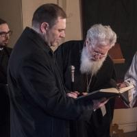 Песнопения в св. олтар
