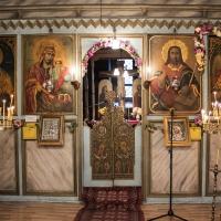 В храм Св. арх. Михаил в с. Костенец