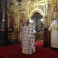 Архиерейска св. Литургия и дяконско ръкоположение за Архангеловден