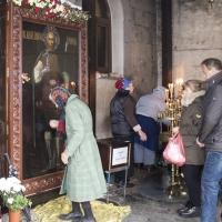 Празник в Обрадовския манастир Св. Мина