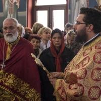 Празнична св. Литургия в Обрадовския манастир