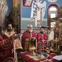 Празнична св. Литургия в Обрадовския манастир Св. Мина