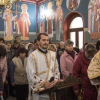 Евангелско четиво с дякон Костадин Тренев