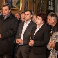 Перник почете паметта на загиналите в тежката катастрофа край ловешкото село Микре