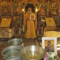 Празнична св. Литургия за Въведение Богородично