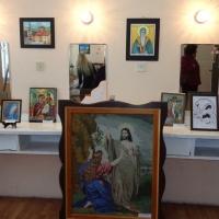 Изложба на икони в Долна баня