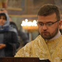 Храмов празник за патриаршеската катедрала