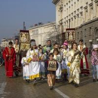 Литийното шествие