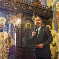 Празнична св. Литургия за св. Климент Охридски