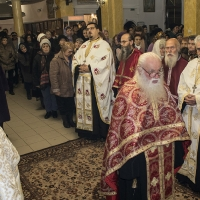 Празнична вечерня в Св. Андрей