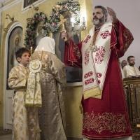 Архиерейска св. Литургия за Андреевден