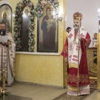 Дяконско ръкоположение в храм Св. Андрей