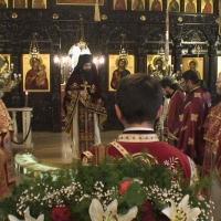 Празник в храм Преображение Господне