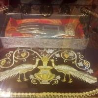 Частица от мощите на св. вмчца Варвара