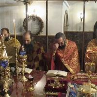 Празнична св. Литургия за св. вмчца Варвара