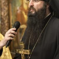 Архимандрит Василий - протосингел на Софийска св. митрополия