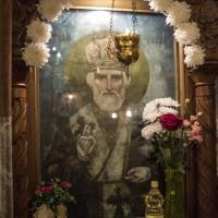 Иконата на св Николай Чудотворец