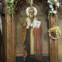Патронната икона на св. Николай
