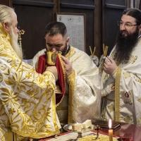 Архиейска св. Литургия в храм Св. Николай