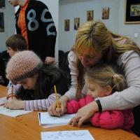 Детската школа по иконопис