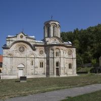 Църквата Успение Богородично в манастира Любостиня