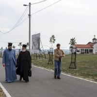 След св. Литургия в Крушевац
