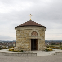 Параклис за избитите от комунистите над Крушевац