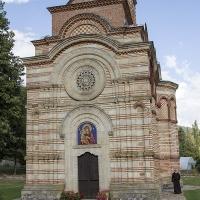 Храм Въведение Богородично в манастир Каленич