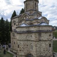 Храм Рождество Богородично в манастир Наупаре