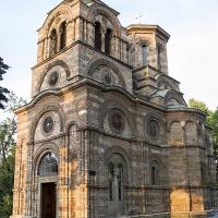 Църквата Лазарица в Крушевац