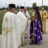 Посрещане на епископ Давид Крушевацки