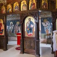 В храм Св. Иоан Предтеча над Крушевац