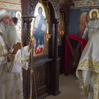 Архиерейска св. Литургия в Крушевац