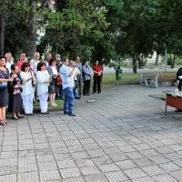 Тържествен водосвет и благотворителен концерт в транспортното училище_2