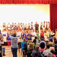 Тържествен водосвет и благотворителен концерт в транспортното училище_8