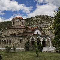 Баптистерий (кръщелна), построен до мястото, на което св. ап. Павел е покръстил св. Лидия