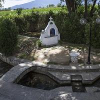 Мястото, на което св. ап. Павел е покръстил св. Лидия - първата християнка в Европа (Деян. 16:14)