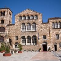 Църквата Св. вмчк Димитър Мироточиви в Солун