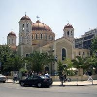 Митрополитската катедрала Св. Григорий Палама в Солун