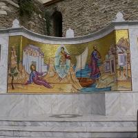 Мястото, на което св. апостол Павел е проповядвал в Кавала