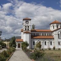 Храм Свети Григорий Богослов в село Неа Карвали