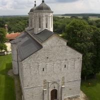 Църквата Св. архангели Михаил и Гавриил на манастира Ковил (Ковиљ)