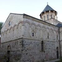 Църквата Св. Никола (1576) в манастир Ново Хопово във Фрушка гора