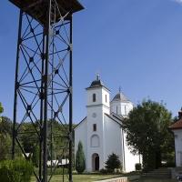Църквата Св. Петка на манастир Петковица (16. век), Фрушка гора
