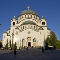 Църквата Св. Сава в Београд
