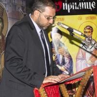 Лекция на г-н Андрей Касабов в Херцег Нови, Черна гора. Снимка: Мартин Митов