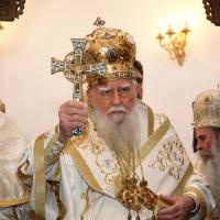 Блаженопочившия Български патриарх и Софийски митрополит Максим