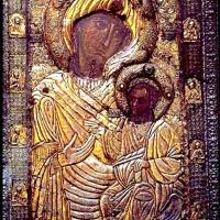 Чудотворната икона на Пресвета Богородица - Портаитиса (Вратарница)