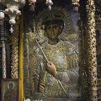 Фануилската чудотворна икона на Св. Георги. Снимка © Мартин Митов